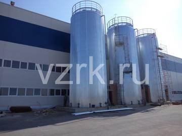 Текст про производство резервуаров для нефтепродуктов