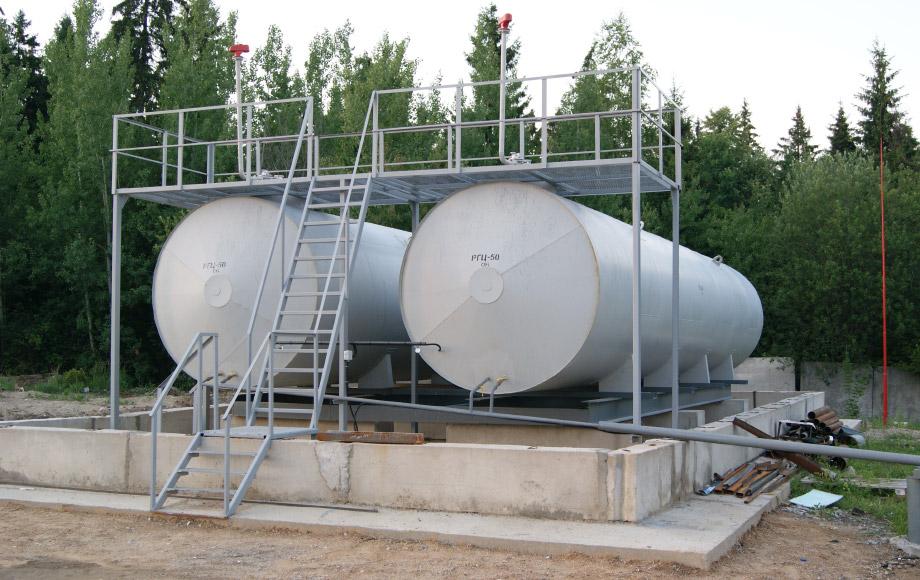 Для чего нужны и где устанавливаются пожарные резервуары для воды? 2 | Дока-Мастер